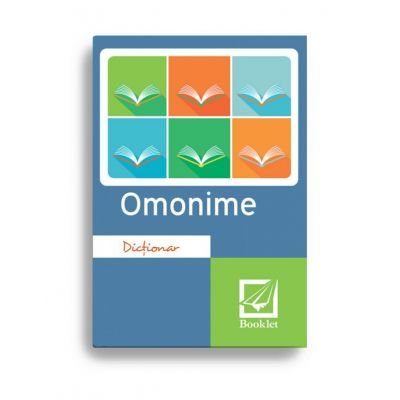 Dicționar de omonime
