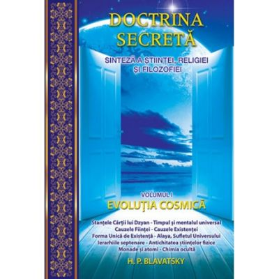 Doctrina secretă, Vol. 1