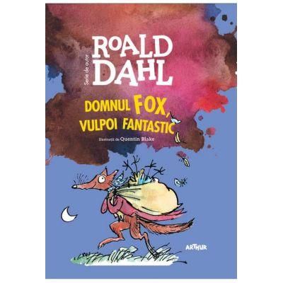 Domnul Fox, vulpoi fantastic - format mare