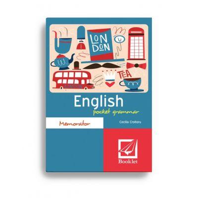English pocket grammar (memorator)