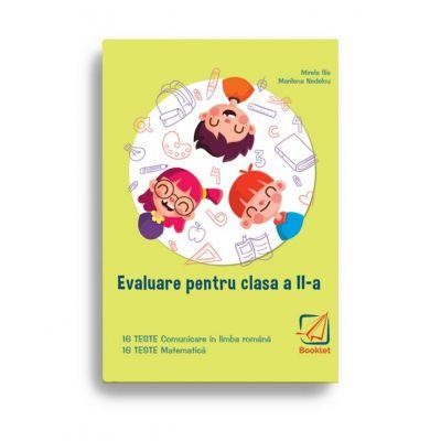 Evaluare 2019 pentru clasa a II-a