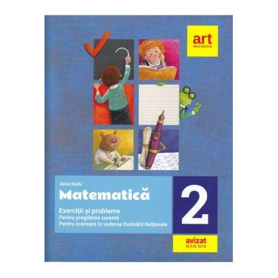 Exerciții și probleme de MATEMATICĂ - Clasa a II-a (plus Portofoliu de evaluare)