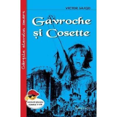 Gavroche si Cosette-Victor Hugo