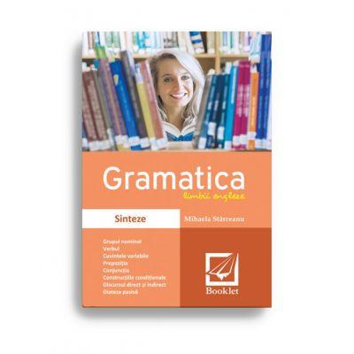 Gramatica limbii engleze – nivel intermediar (sinteze)