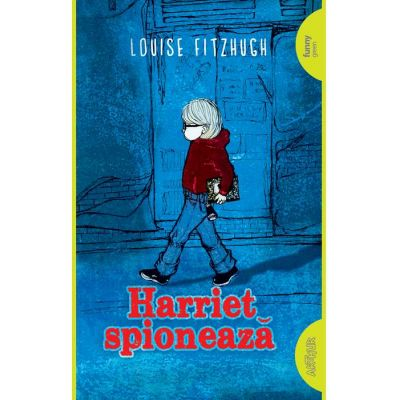 Harriet spionează - paperback