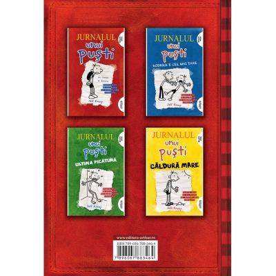 Box set Jurnalul unui puști - paperback