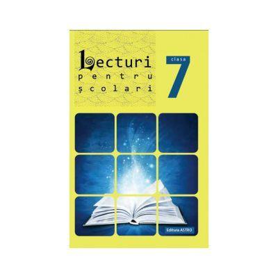 Lecturi pentru scolari clasa a 7 a