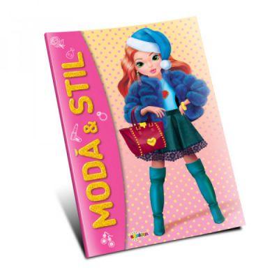 Marea carte de colorat - Modă & Stil
