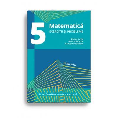 Matematică – exerciții și probleme pentru clasa a V-a