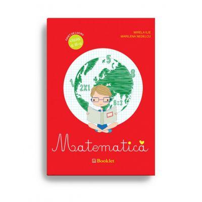 Matematică – caiet de lucru pentru clasa a III-a