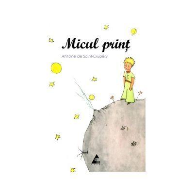 Micul print, Antoine Saint-Exupery