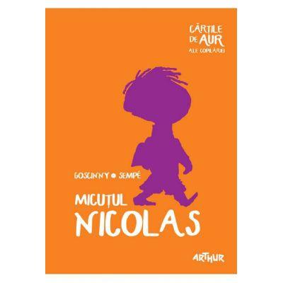Micuțul Nicolas | Cărțile de aur ale copilăriei