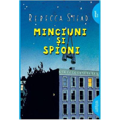 Minciuni și spioni | paperback