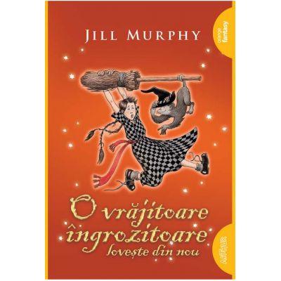 O vrăjitoare îngrozitoare lovește din nou | paperback