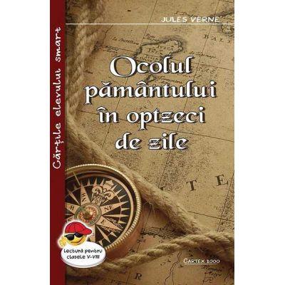 Ocolul pamantului in 80 de zile-Jules Verne