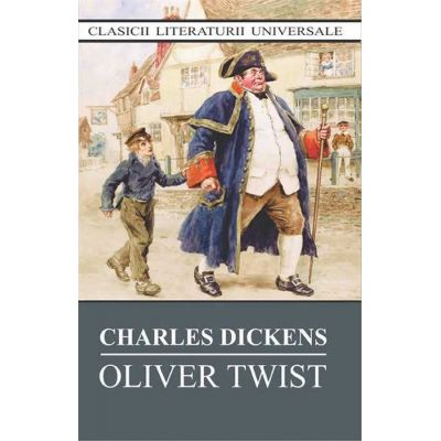 Oliver Twist – Charles Dickens
