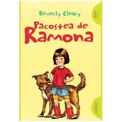 Pacostea de Ramona - paperback