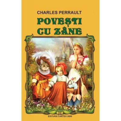 Povesti cu zane-Charles Perrault