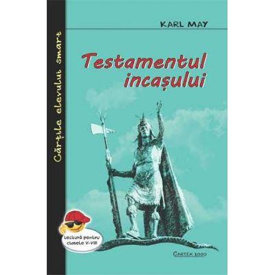 Testamentul incasului-Karl May
