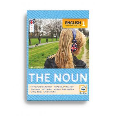 English 1. Grammar practice. The noun