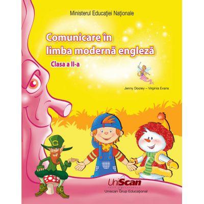 Comunicare in Limba Moderna Engleza clasa a II-a - FairyLand 2 -