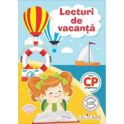 Lecturi de vacanţă clasa pregătitoare