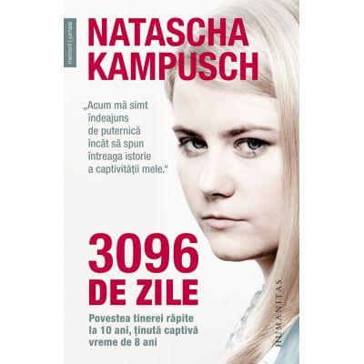 Natascha Kampusch, 3096 de zile - Povestea tinerei răpite la 10 ani, ținută captivă vreme de 8 ani