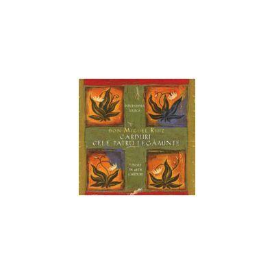 Cele patru legaminte - Carduri - Un set de 48 de carduri - Don Miguel Ruiz