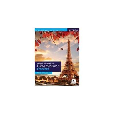 Limba moderna 1. Limba franceza. Manual pentru clasa a 5-a - Raisa Elena Vlad, Mariana Visan