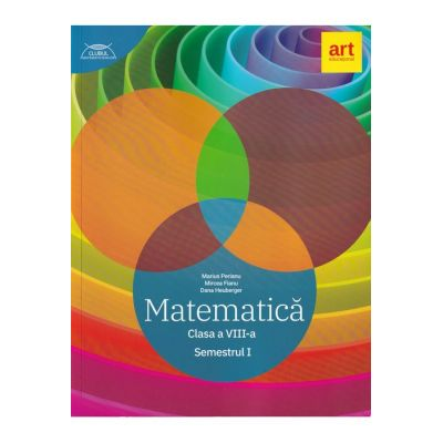 Clubul Matematicienilor 2020 - 2021 - Matematică - Clasa a VIII a - Semestrul 1 - Partea I - Marius Perianu