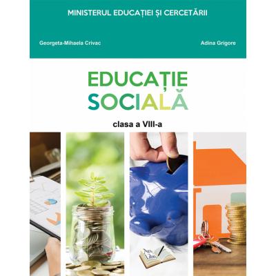 Educație socială - manual pentru clasa a VIII-a