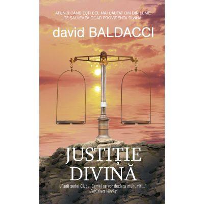 Justitie divina – David Baldacci