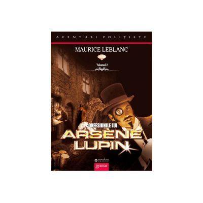Confesiunile lui Arsène Lupin 2021