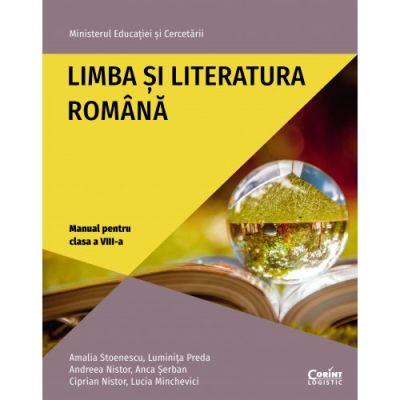 Limba și Literatura Română. Manual pentru clasa a VIII-a