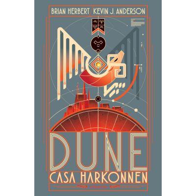 Dune. Casa Harkonnen - Brian Herbert
