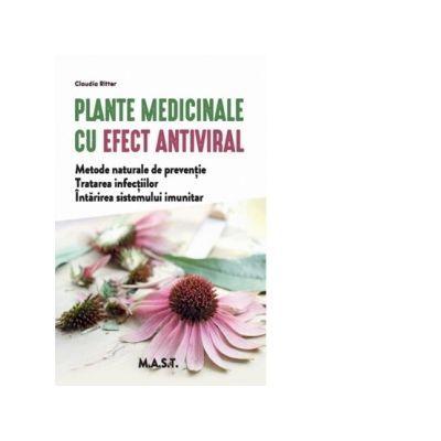 Plante medicinale cu efect antiviral - Claudia Ritter