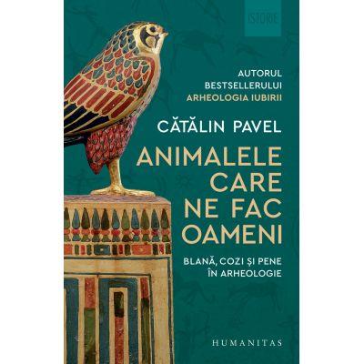 Animalele care ne fac oameni - Blană, cozi și pene în arheologie