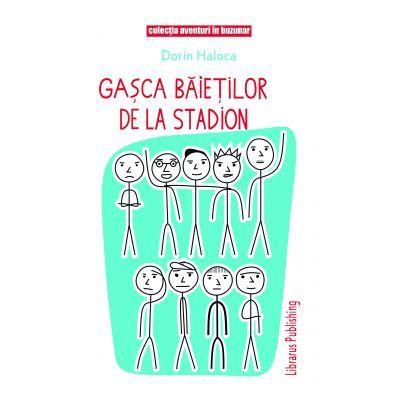 Gasca baietilor de la Stadion – Dorin Haloca