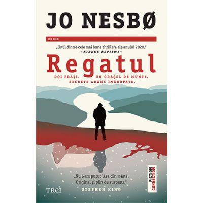 Regatul - Jo Nesbø