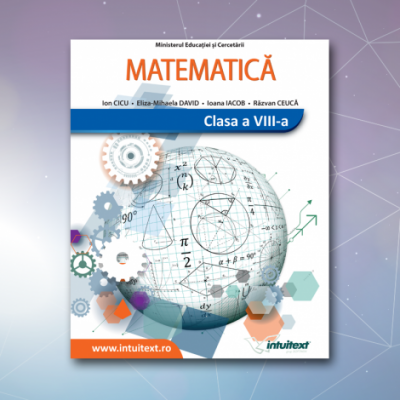 Matematică - Manual pentru clasa a VIII-a