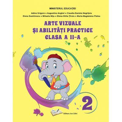 Arte vizuale și abilități practice - manual clasa a II-a
