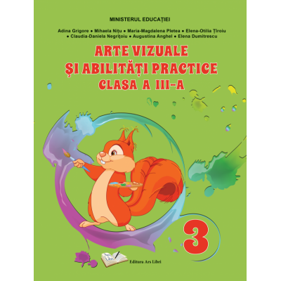Arte vizuale și abilități practice - manual clasa a III-a