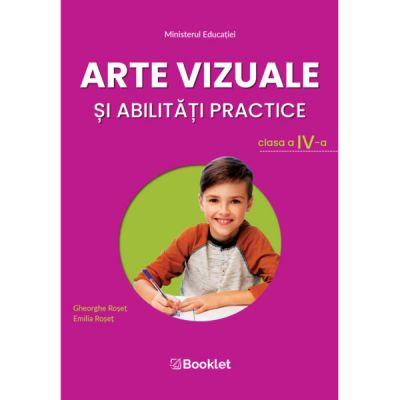 Arte vizuale și abilități practice – clasa a IV-a Manualul de Arte vizuale şi abilităţi practice – clasa a IV-a este câştigător al licitaţiei organizate de Ministerul Educaţiei și aprobat prin OM nr. 4200/07. 07. 2021.