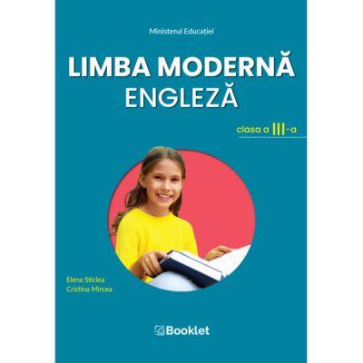 Limba modernă Engleză – clasa a III-a Manualul de Limba modernă Engleză pentru clasa a III-a este câștigător al licitației organizate de Ministerul Educației și a fost aprobat prin OM nr. 4200/07. 07. 2021.