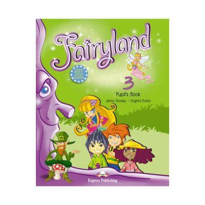 Curs limba engleză Fairyland 3 Manualul elevului